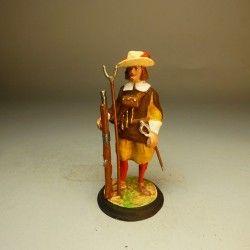 Arcabucero de Infantería 1632