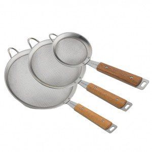 Acacia Ecology Strainer Set