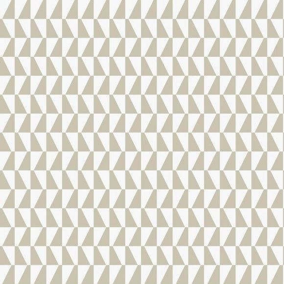 papier peint gomtrique gris trapez hookedonwalls au fil des couleurs 89 - Papier Peint Bleu Geometrique