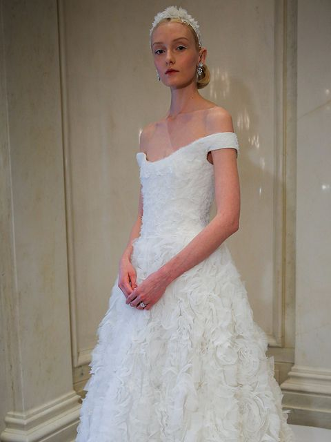 The most beautiful dresses from this season's bridal fashion week in New York