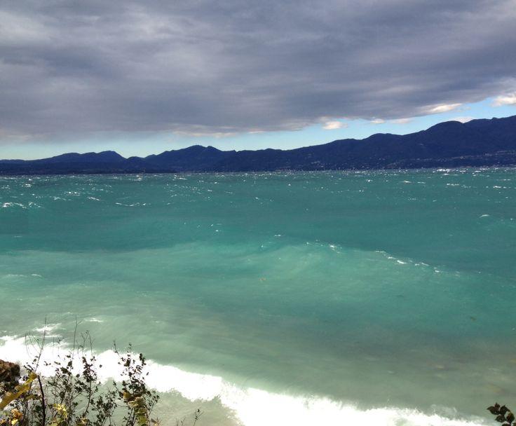 Camping spiaggia d'oro Torri del Benaco Verona Italia