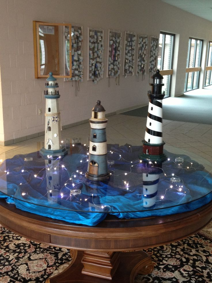 Lighthouse table