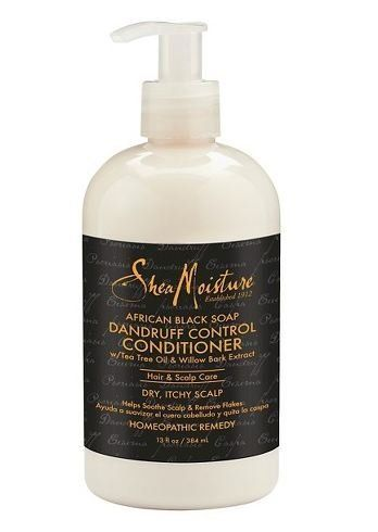 Liquid SheaMoisture African Black Soap Dandruff Control Basic Conditioning - 13 oz -- Visit the image link more details.