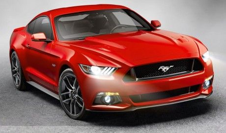 New Ford Mustang: Full Details Of Ford's Latest Pony Car