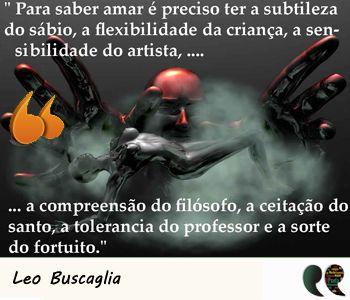 Frases amar - Leo Buscaglia