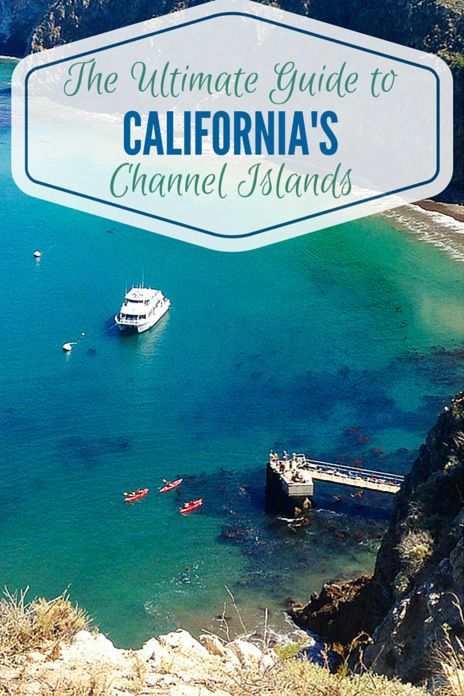 how to get to channel islands