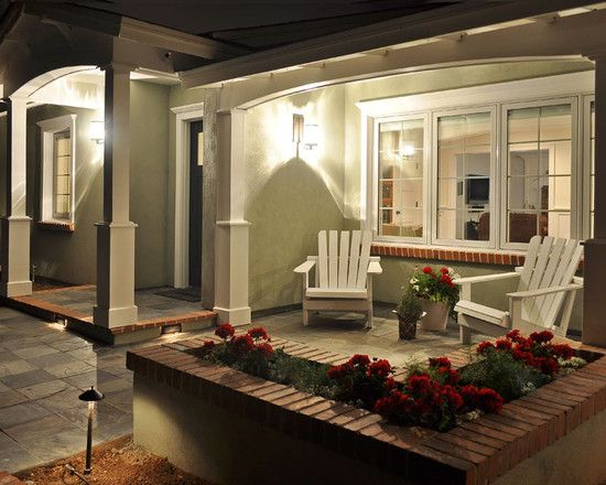 Ranch Porch Design, Pictures, Remodel, Decor and Ideas - page 2