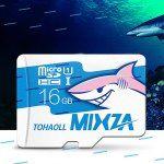 MIXZA TOHAOLL Ocean Series 16GB Micro SD Memory Card