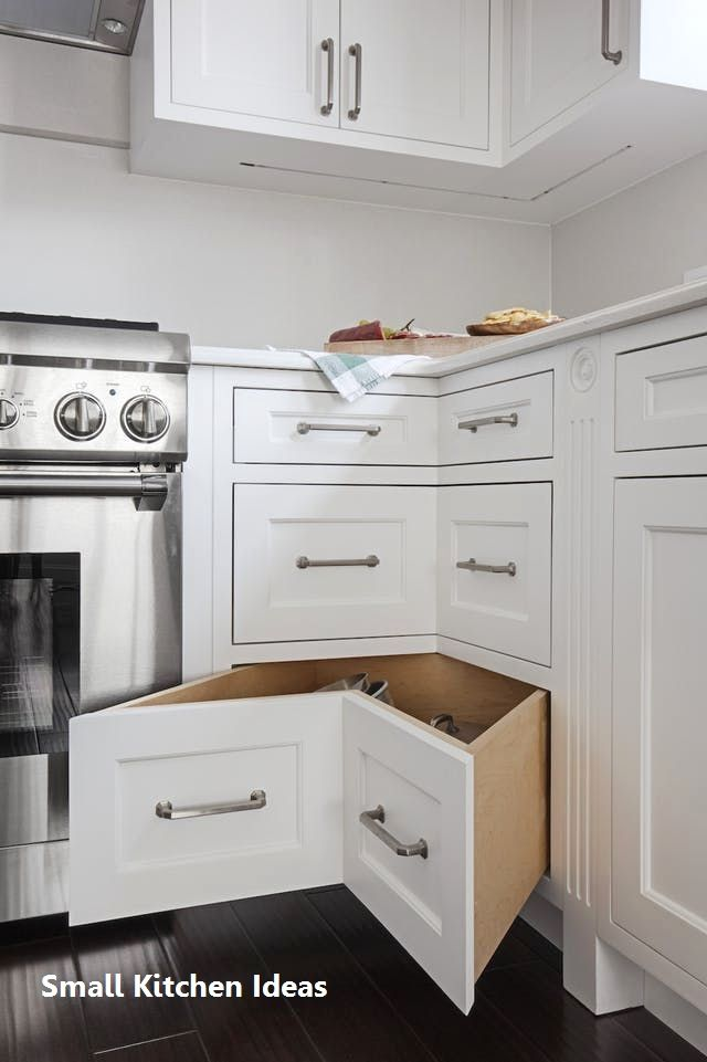 New Small Kitchen Decoration In 2020 Kitchen Remodel Small