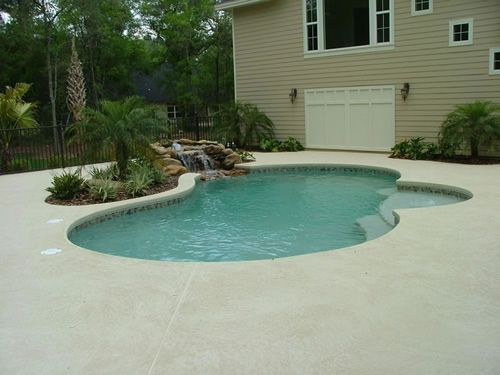 Outdoor Pool Ideas swimming pool landscape ideas Find This Pin And More On Swimming Pool Ideas