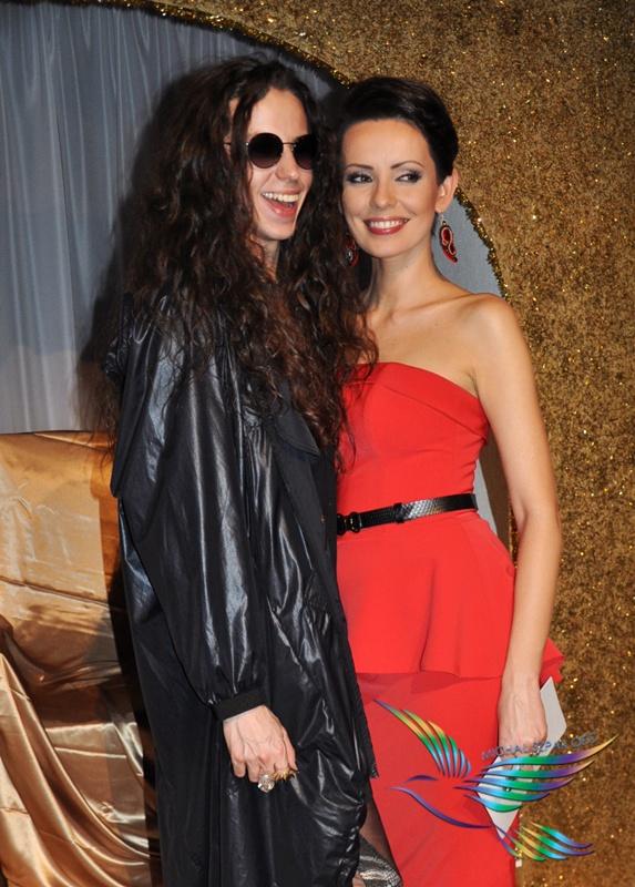 Michal Szpak & Dorota Gardias