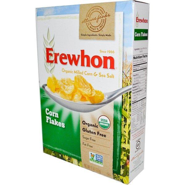 Erewhon, Кукурузные хлопья, 11 унций (312 г)