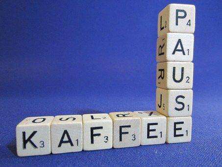 Koffiepauze, Brieven, Kubus