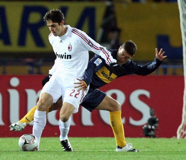 Boca Juniors v AC Milan - FIFA Club World Cup Final #calcio #sport #argentina
