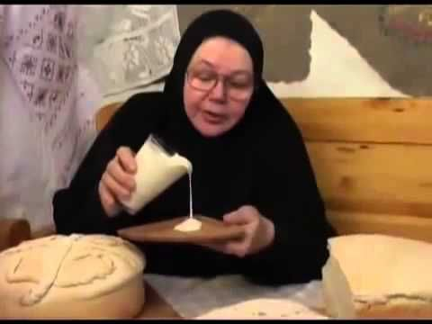 Бездрожжевой Хлеб ! Домашний  хлеб !