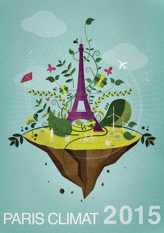 PARIS CLIMAT 2015 on Behance