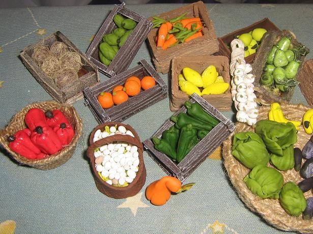 Foro de Belenismo - Miniaturas, detalles y complementos -> Mis primeras miniaturas