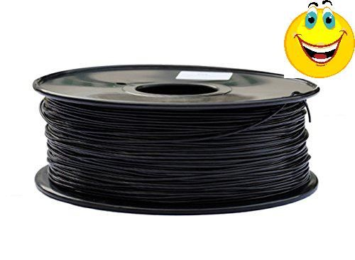 #wow #HobbyKing 3D Printer Filament 1.75mm POM 1KG Spool ( Black ) HobbyKing have come out with a huge new range of 3D Printer Filaments at prices that will have...