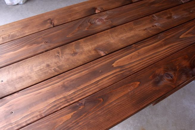 29 Best Wood Stain Colors Images On Pinterest Furniture