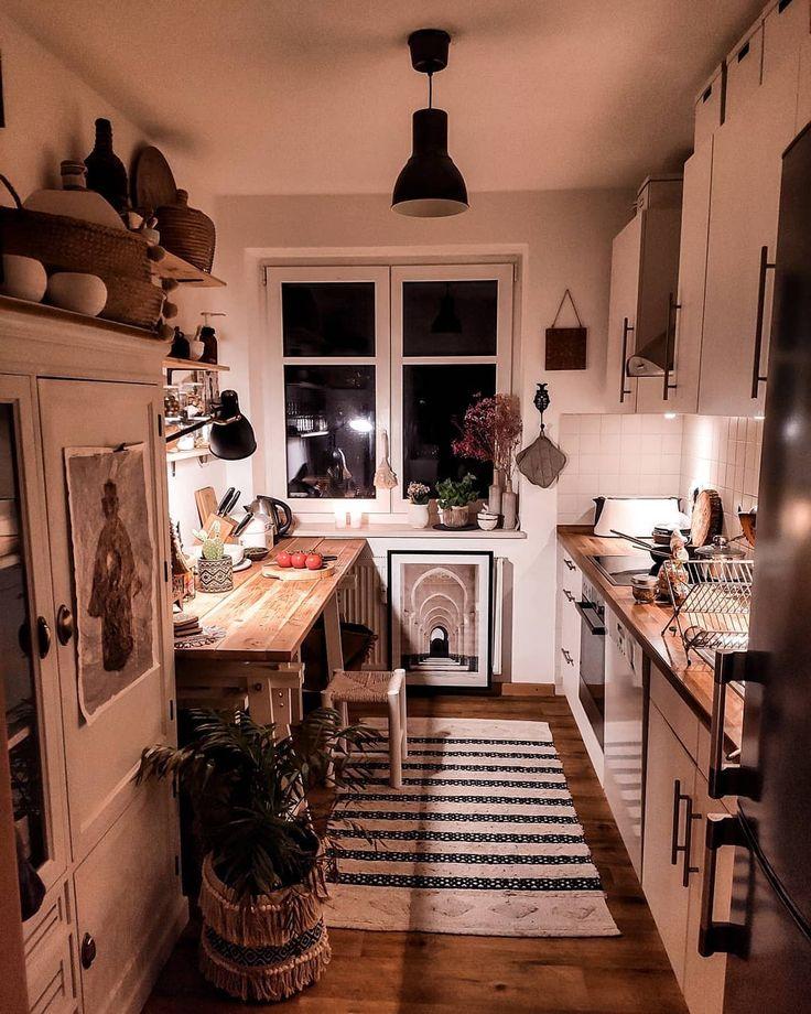 Modern Bohemian Kitchen Designs