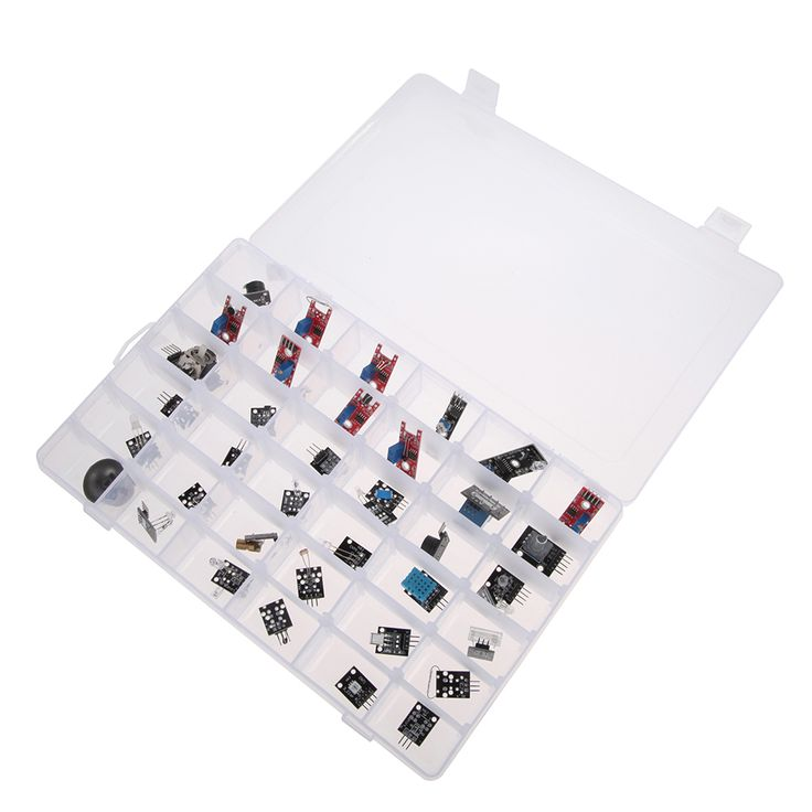 $31.20 (Buy here: https://alitems.com/g/1e8d114494ebda23ff8b16525dc3e8/?i=5&ulp=https%3A%2F%2Fwww.aliexpress.com%2Fitem%2FFree-Shipping-Ultimate-37-in-1-Sensor-Modules-Kit-for-Arduino-MCU-Education-User%2F32667701709.html ) Free Shipping New Ultimate 37 in 1 Sensor Modules Kit for Arduino & MCU Education User Arduino UNO R3 Pinout Diagram for just $31.20