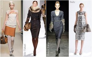 Γυναικεία Μόδα: Οι τάσεις για το Φθινόπωρο-Χειμώνα 2012-2013!