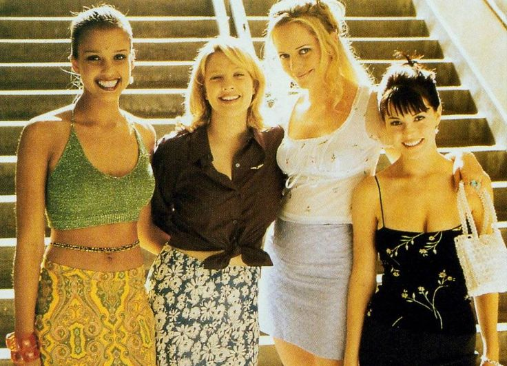 Never Been Kissed fashion 90