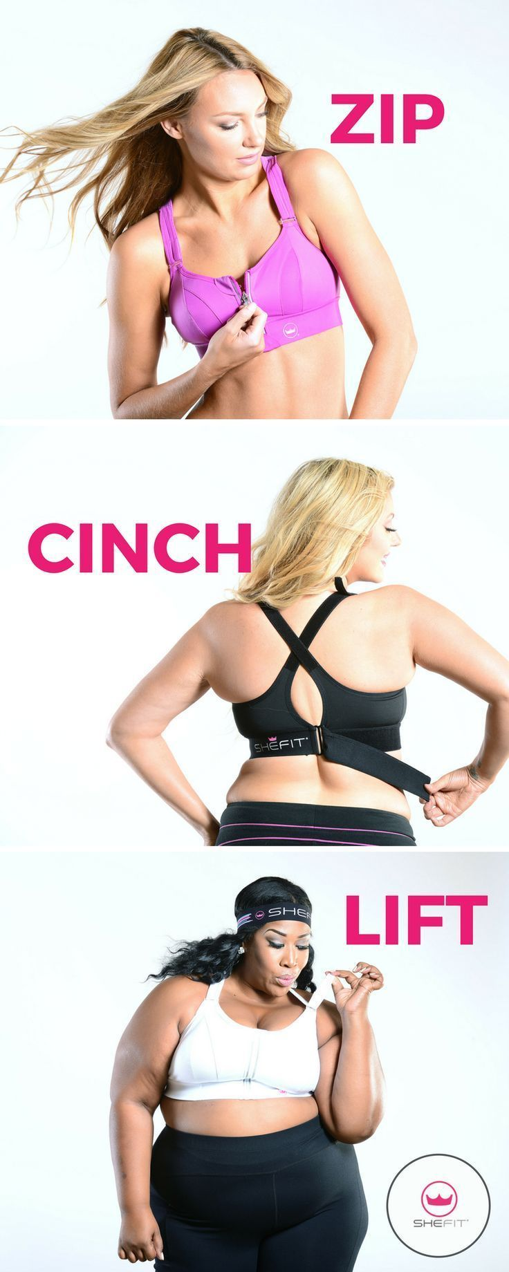 829b7fdcaf8c4 The Shefit Ultimate Sports Bra is the best sports bra for all women  regardless of age