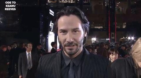 Keanu Reeves 47 Ronin gif