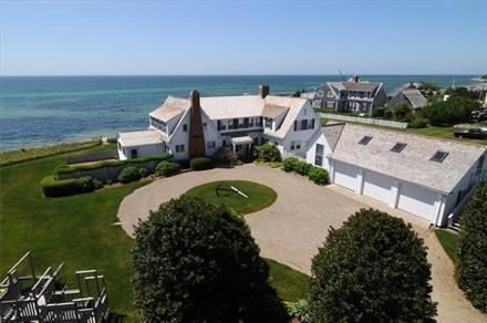 Kennedy Compound, Hyannis Port, MA. This house, now known as the house that Taylor Swift bought, was originally the home of the Smith branch of the Kennedy family.