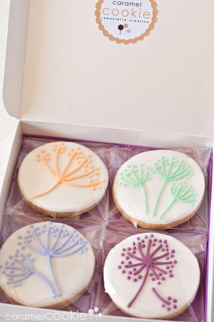 Cuidando cada detalle   caramel cookie