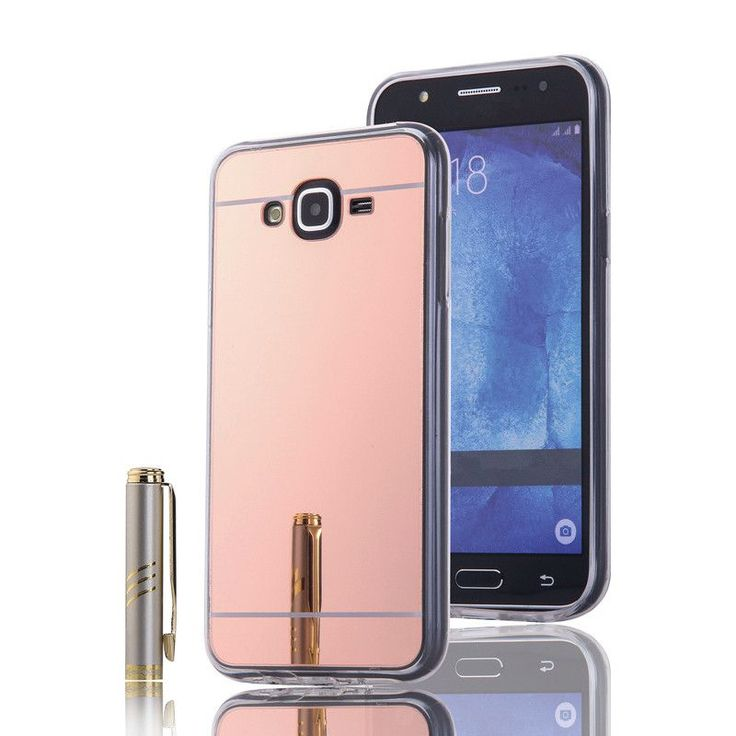 Luxury Plating Mirror Soft TPU Case For Samsung Galaxy J120 J1 ACE Mini J2 J3 J5 J7 J510 J710 2016 G530 Protector Shell Cover