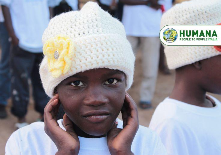 Con il tuo aiuto, possiamo garantire un futuro a tanti bambini abbandonati come Adimira. #sostegnoadistanza