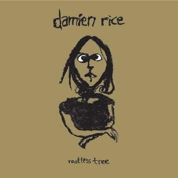 "2007 Damien Rice - Rootless Tree (5"") [14th Floor DR10CD] #albumcover #portrait"