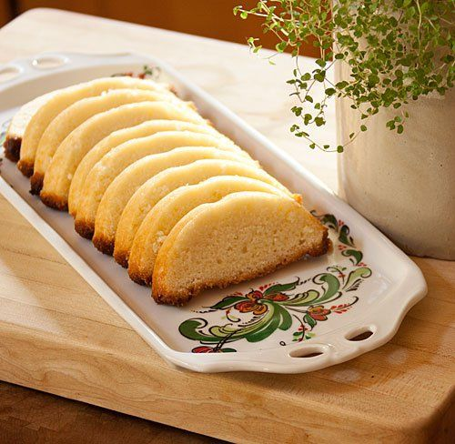 Scandinavian Almond Cake      Buy our Almond Cake Pans online.