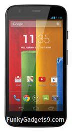 Motorola Moto G Full Phone Specifications with Price