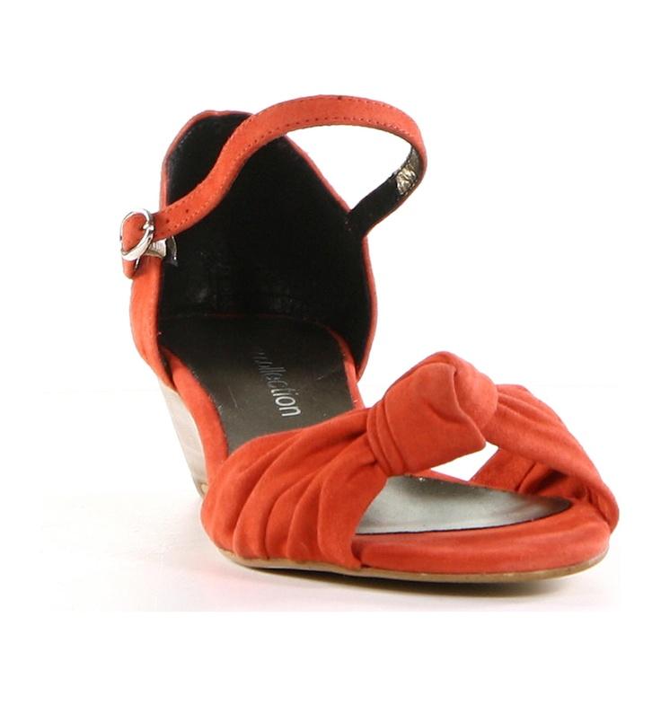 Ivory Sandalen Oranje | Schoenen online kopen bij Schoenen Torfs