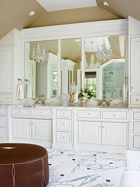 12 Bathroom Lighting Ideas