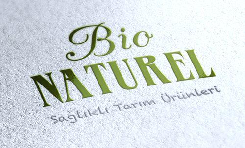 Bionaturel Logo ve Kurumsal Kimlik Tasarımı www.creascreative.com