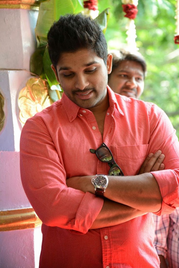 Latest Stylish Star Allu Arjun New Photos