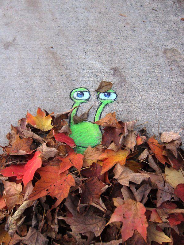 More Sluggo Autumn