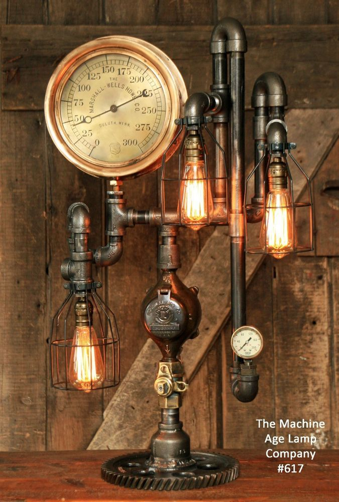 Steampunk Salvage