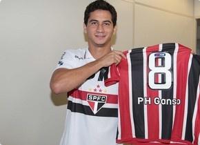Ganso assina contrato de cinco anos e, enfim, é jogador do São Paulo