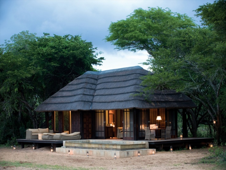 Top Hotels and Lodges in the World: Safari Lodges at Phinda Private Game Reserve.   Phinda Private Game Reserve, South Africa