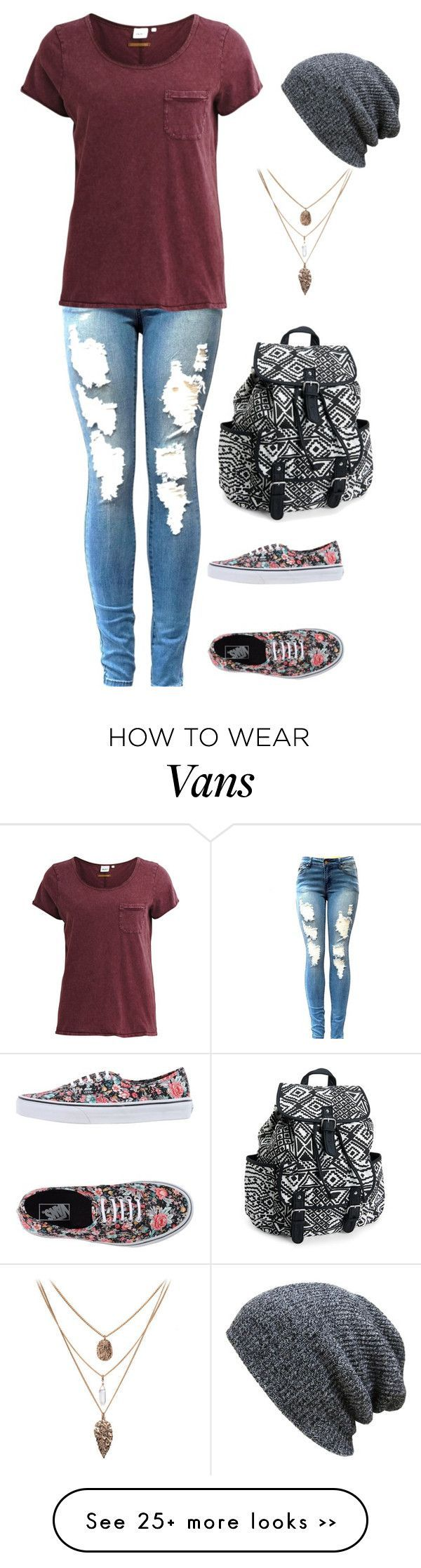 awesome Vans Sets by http://www.redfashiontrends.us/teen-fashion/vans-sets/