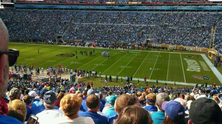 EverBank Field, Jacksonville, FL