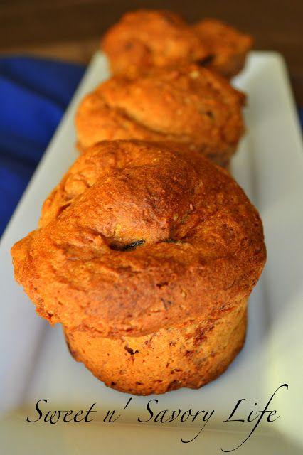 ... Savory Life: Orange Raspberry Blueberry Muffins (gluten-free, vegan