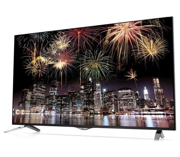 LG 42UB820V 42 İnç 106Cm 900Hz WiFi Uydu Alıcılı SMART 4K UHD LED TV