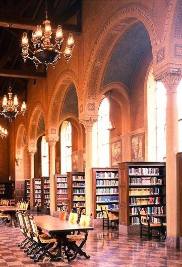 University of Southern California, Library..
