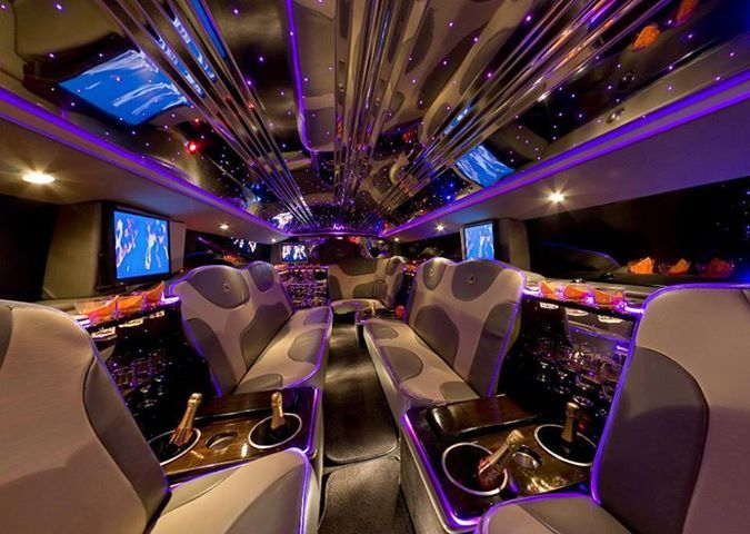 19 best images about the limo outside and inside on for Interieur de voiture de luxe